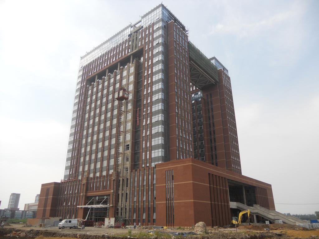 中国医科大学新校园建设一标段