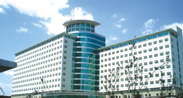 中国医大盛京医院南湖院区位于沈阳市